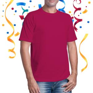 Camiseta de algodão fio 30.1