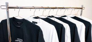 Quando se está começando, é essencial ter um bom fornecedor de camisetas para a sua marca.