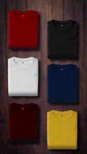 Com efeito, consultar o catálogo do fornecedor de camisetas ajuda a decidir qual será a melhor opção para sua empresa.