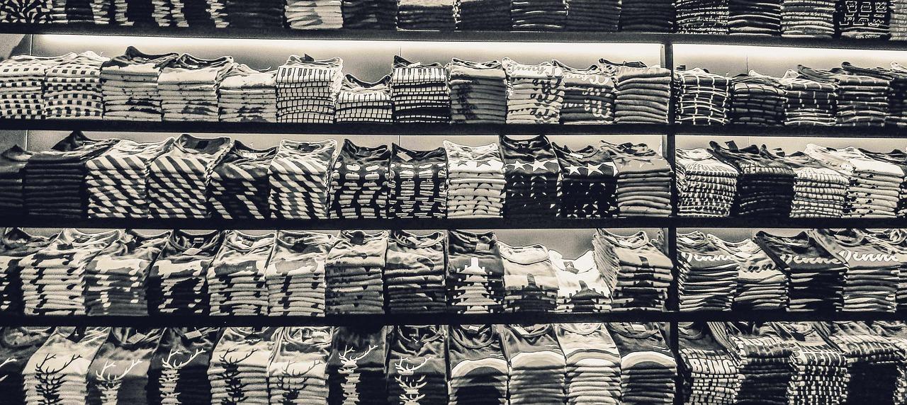 saiba como vender camisetas sem estoque parado