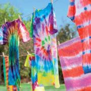 dicas sobre como estampar tie dye
